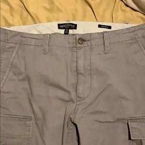 J. Crew cargo pants